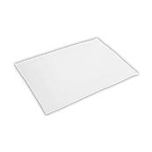BM650W/50X70 Πατάκι μπάνιου λευκό 50 x 70 cm, 650gr/m²