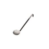 SCPE12 Κουτάλα Ράγας βαριά τρυπητή, φ12x48cm 1.5mm 18/10, Salvinelli