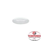 PFM-SC-11 Πιατάκι κούπας Οπαλίνης 11 cm, Λευκή, Tempered, Σειρά Performa, Bormioli Rocco