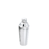 196-2/250ML Cocktail Shaker 250ml Ανοξείδωτο 14/1