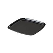 MOZ931205C5 Πιατέλα Τετράγωνη 30.5x30.5cm, Μαύρη, PS, Μίας Χρήσης, Σειρά mozaik, Sabert