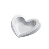 6038-11 Πλαστικό πιατάκι FREE PS 15cc λευκό