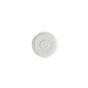 LGL-SC-12.5 Πιατάκι κούπας, πορσελάνης 12.5cm, Σειρά GLORIOUS, LUKANDA