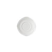 LGL-SC-15.5 Πιατάκι κούπας, πορσελάνης 15.5cm, Σειρά GLORIOUS, LUKANDA
