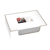 88545000 ΠΑΚΕΤΟ 200 Airlaid ΣΟΥΠΛΑ 30x40 Tablewear λευκά, FATO Ιταλίας