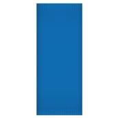 88202000 ΠΑΚΕΤΟ 1000 Θήκες με Χαρτοπετσέτα 2Φ 38x38cm για Μαχαίρι, Πηρούνι, γεντιανή μπλε, FATO Ιταλίας