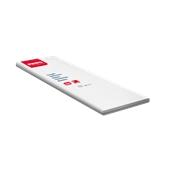 86323000 Τραπεζομάντηλο πολυτελείας με πλαστικό PE 100x100 Λευκό, FATO Ιταλίας