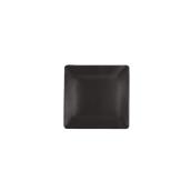 NOIR.190.14 Τετράγωνο Πιάτο πορσελάνης SUSHI (μαύρο) 14.5x14.5x2cm
