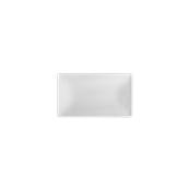PB/190/17 Ορθογώνιος δίσκος SUSHI 17.5x13.5cm