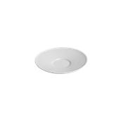 TB006050000 /A Πιατάκι κούπας Πορσελάνης SALLY Φ16cm, Σειρά TORREF B, λευκό