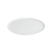 CI022310000 /A Πιατέλα Πίτσας Πορσελάνης Φ31cm, Σειρά Cinzia, Λευκή