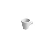 TB015180000 /A Φλυτζάνι Πορσελάνης WILMA 70cc, Σειρά TORREF B, λευκό