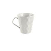 KS014300000 /A Κούπα Πορσελάνης 300cc KALEIDOS, λευκή