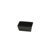 PY004110779 /A Ορθογώνιο Μπωλ 11x7x5cm, Σειρά PARTY, μαύρο