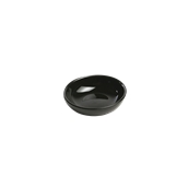 PY0AH080779 /A Μπωλ Στρογγυλό Χαμηλό Φ12cm, Σειρά PARTY, μαύρο