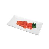 PY0AH140000 /A Δίσκος SUSHI Πορσελάνης 31x15cm, Σειρά PARTY, λευκός