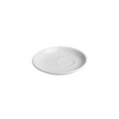 EC005120000 /A Πιατάκι κούπας Πορσελάνης Φ12cm, BETTY, λευκό