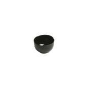 PY004100779 /A Στρογγυλό Μπωλ Ψηλό 10cm σειρά PARTY, μαύρο