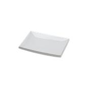 PY0AH990000 /A Δίσκος SUSHI Πορσελάνης 23x16cm, Σειρά PARTY, λευκός