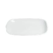 MM1AM290000 /U Ορθογώνιος Δίσκος 39x27x4cm, Σειρά MAGNUM, λευκός