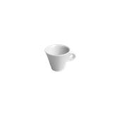 EC015120000 /A Φλυτζάνι Πορσελάνης SANDY 70cc, λευκό