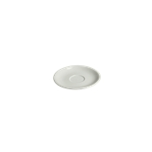 TB005040000 /A Πιατάκι κούπας Πορσελάνης RITA Φ12cm, Σειρά TORREF B, λευκό