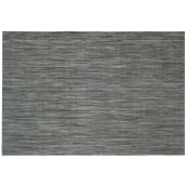 AVARITO01 Σουπλά PVC/PET, 45x30cm, σκούρο γκρι, abert Ιταλίας