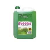 BU-PL-4LT/GN Υγρό Πιάτων 4L με άρωμα Πράσινο Μήλο, BUBBLE
