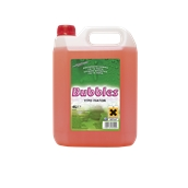 BU-PL-4LT/OR Υγρό Πιάτων 4L με άρωμα Λεμόνι-Ξύδι, BUBBLE
