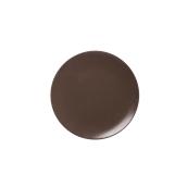 164-0019 Πιάτο ρηχό 20cm StoneWare, Σοκολατί