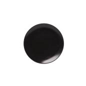 164-0015 Πιάτο ρηχό 20cm StoneWare, Μαύρο