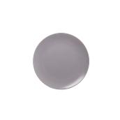 164-0023 Πιάτο ρηχό 20cm StoneWare, Ανθρακί
