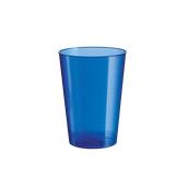 2770-94 Πλαστικό ποτήρι PS μίας χρήσης 23cl μπλε ΠΕΡΛΕ πολυτελείας