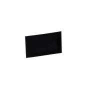 HKR-01-914 Ανταλλακτική Κάρτα - Ταμπελάκι 2 Όψεων, ΜΑΤ μαύρη, 9x14 cm