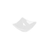 K-4511/WHITE Μπωλ/Πιατάκι μελαμίνης, 8.5x8.5x3.5cm, άσπρο