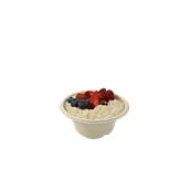 PUL42108F1000N Μπωλ Σούπας 250 ml, φ13x6cm, από ζαχαροκάλαμο, Μίας Χρήσης, Sabert