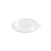 DOM52022 Καπάκι DOME για Μπωλ PET φ16cm, διάφανο, SABERT