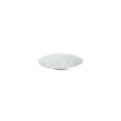 VS006150000 /A Πιατάκι κούπας Πορσελάνης CM 14 VESUVIO, λευκό