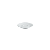 VS005120000 /A Πιατάκι κούπας Πορσελάνης CM 12 VESUVIO, λευκό