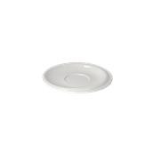 RS007160000 /A Πιατάκι κούπας Πορσελάνης Φ16cm, Σειρά RESORT, λευκό