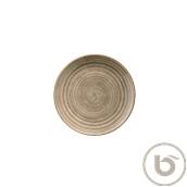 ATRGRM19DZ Πιάτο Ρηχό πορσελάνης 19cm, Terrain, BONNA