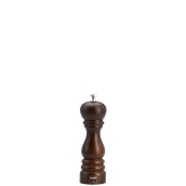 6151MST Μύλος Αλατιού (σειρά ROMA), ξύλο καρυδιάς, ύψος 190mm, Bisetti Italy
