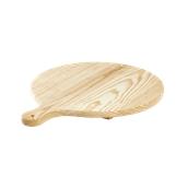 358/40 Ξύλινη Πιατέλα Πίτσας, πεύκο, φ40x2cm, Bisetti Italy