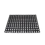 E-0529/BK Ποδόμακτρο δαχτυλίδι 100% καουτσούκ, 4080gr/m2, 50x80cm, μαύρο