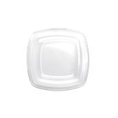 5057-LC Καπάκι A-PET τετράγωνο 18x18cm διαφανές (για τα πιάτα 4057,5057)