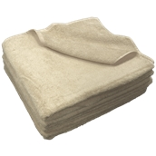 R450-BG-75X150 Πετσέτα παραλίας (Reactive) 75 x 150 cm, 450gr/m², Πενιέ, Μπεζ