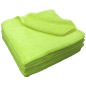 R450-LI-75X150 Πετσέτα παραλίας (Reactive) 75 x 150 cm, 450gr/m², Πενιέ, Πράσινο Lime