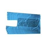 PSK-50/B/10KG Συσκευασία 10 κιλών Σακούλεs / Τσάντες Φανελάκι 29+9 X 50cm Μπλε