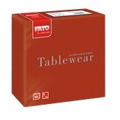 88405600 ΠΑΚΕΤΟ 50 Χαρτοπετσέτες Airlaid Tablewear 40x40 κεραμιδί, FATO Ιταλίας