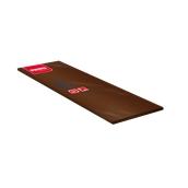 88521600 Τραπεζομάντιλο Airlaid 100x100 Tablewear σοκολατί, FATO Ιταλίας